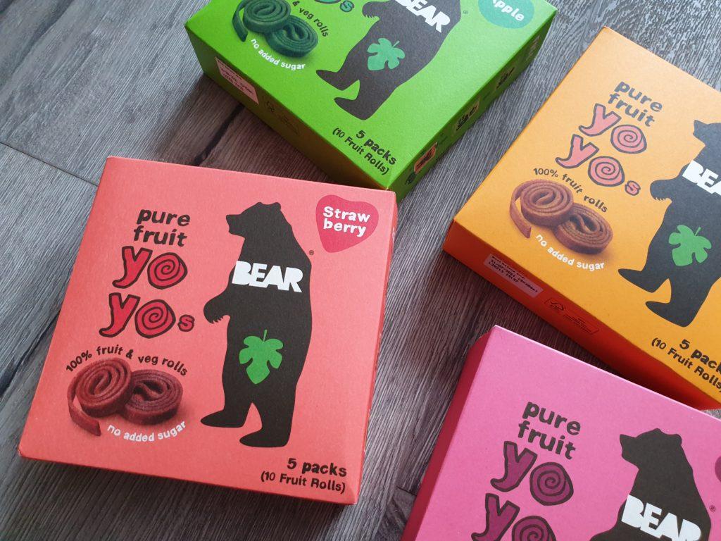 Recenze: YOYO Bear - ovocné bonbóny bez přidaného cukru