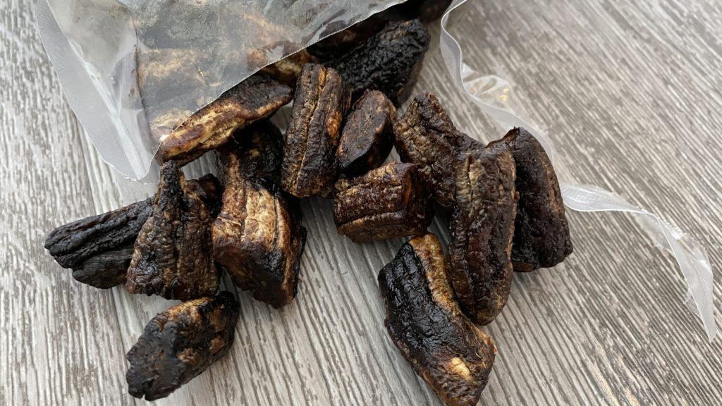BANÁNKY NATURAL EKVÁDOR - Ochutnej Ořech - RECENZE