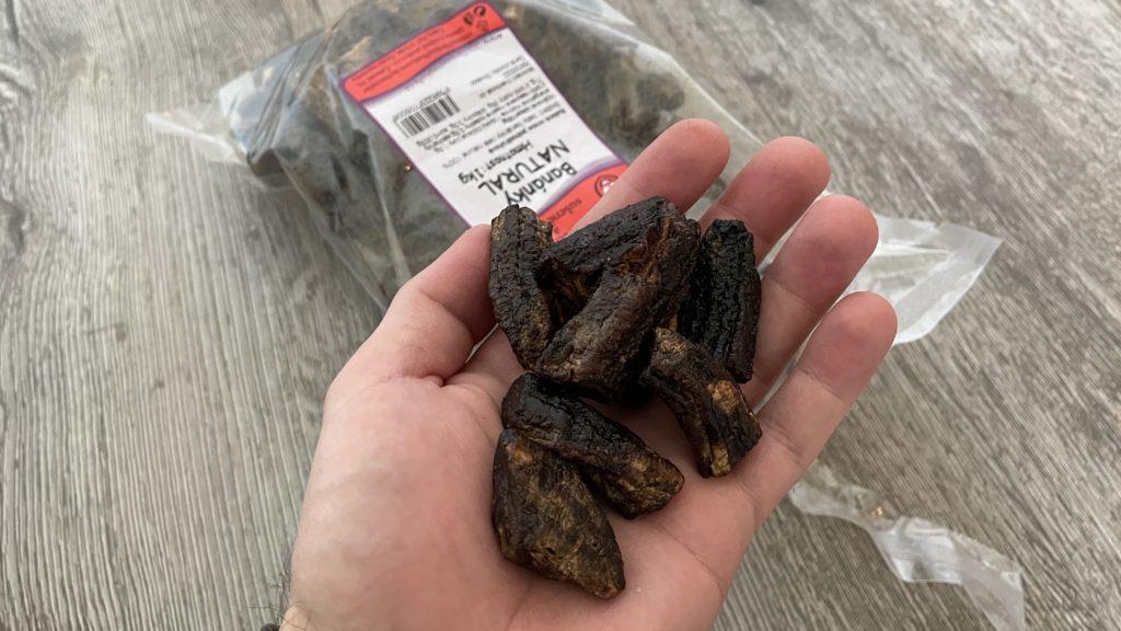 Recenze: BANÁNKY NATURAL EKVÁDOR - Ochutnej Ořech