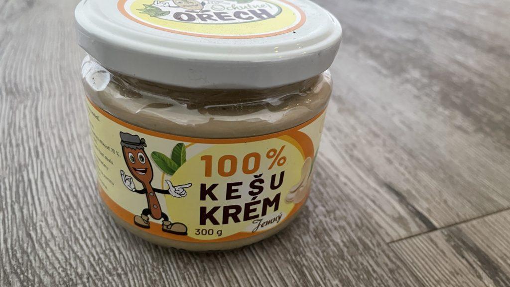 Kešu máslo - Ochutnej ořech