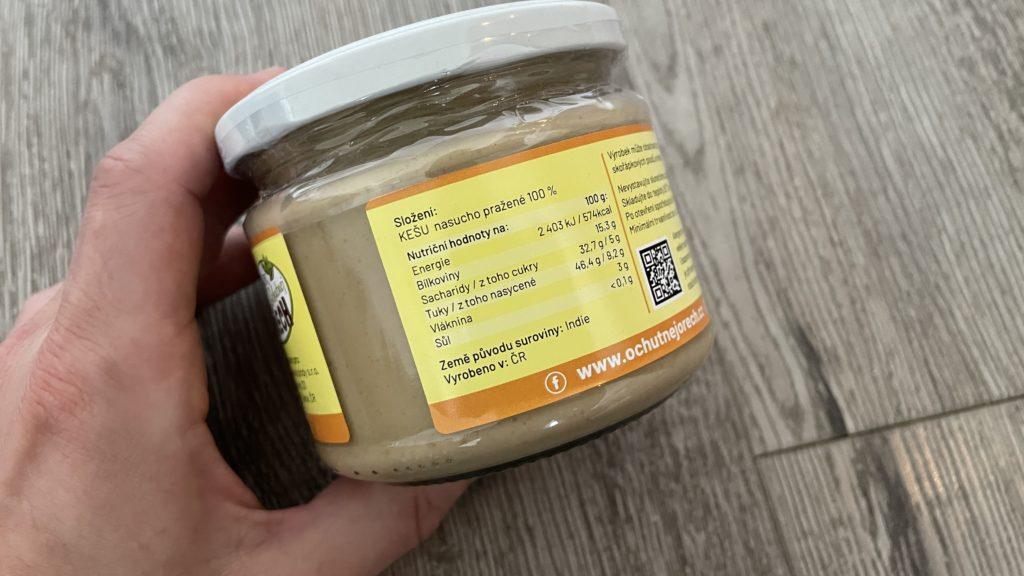 Recenze - Ochutnej ořech