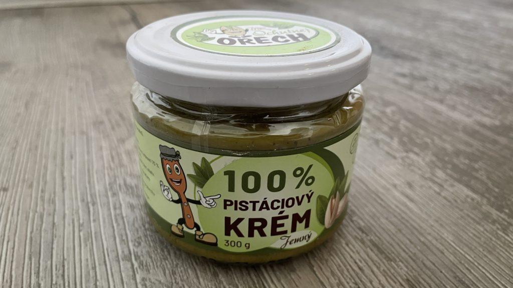 Recenze: Pistáciový krém / Pistáciové máslo - Ochutnej ořech